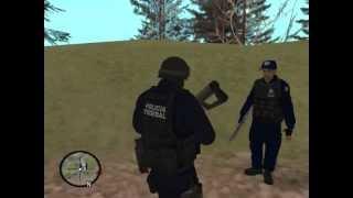 getlinkyoutube.com-Cj entra a la policia federal - Loquendo
