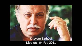 getlinkyoutube.com-Well Known Personalities of Pakistan, Died in the Year (1994 - 2012)  A GLIMPSE