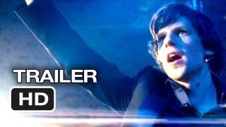 Now You See Me Official Trailer #2 (2013) - Mark Ruffalo, Morgan Freeman Movie HD