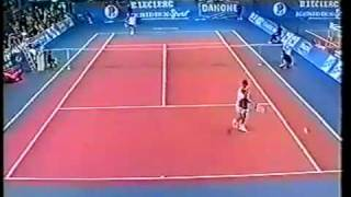 getlinkyoutube.com-Rafael Nadal vs Richard Gasquet (13 Years Old)