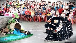Selangor Rasa QinShan Lion Dance - 8.41 (4th)