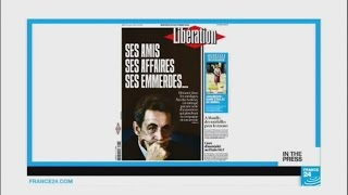 Sarkozy's friends, ongoing cases, bothers's friends, ongoing cases, bothers