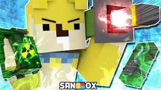 getlinkyoutube.com-핵무기+사기무기 vs 원피스: 상상을 초월하는위력을 가진 핵무기+사기무기의등장?! [마인크래프트:히어로배틀] Minecraft - Hero battle [김뚜띠]