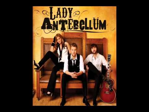 Lady Antebellum - We Owned The Night  w/ Lyrics (New Song 2011)