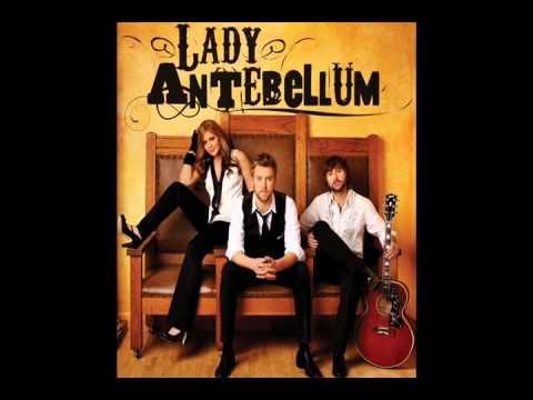 Lady Antebellum - We Owned The Night  w/ Lyrics (New Song 2011)