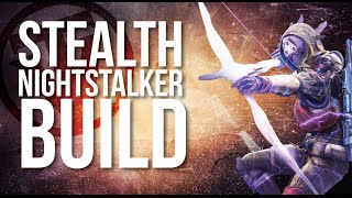 Stealth Nightstalker Build (Shadestep and Invis)