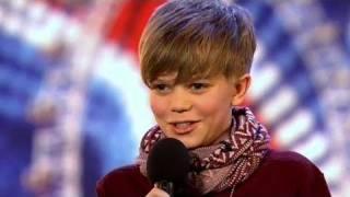 getlinkyoutube.com-Ronan Parke - Britain's Got Talent 2011 Audition - itv.com/talent - UK Version