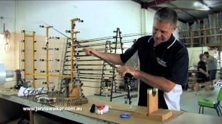 getlinkyoutube.com-How to - Build a fishing rod - Part 1