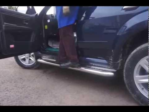 AUTO-TUNING - Боковые пороги Can-Otomotive