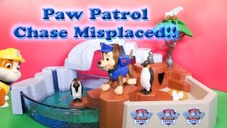 getlinkyoutube.com-PAW PATROL Nickelodeon Paw Patrol Chase Captured a Paw Patrol Toys Video Parody