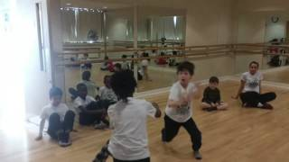 Kids Kung Fu Training Exercises Using Stances Praying Mantis Video 2-4 Sifu Bryan Barnes