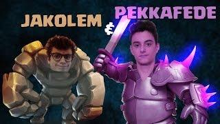 getlinkyoutube.com-GOLEM & PEKKA - Clash of Clans ITA w/FedeRonzo