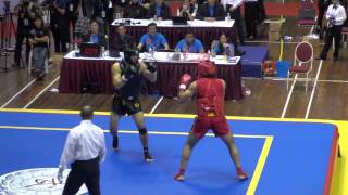 getlinkyoutube.com-12th World Wushu Championships Kuala Lumpur - Sanda Finals Part 3