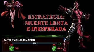 "getlinkyoutube.com-Marvel Avengers Alliance - Estrategia contra el jefe grupal ""Muerte Lenta e Inesperada"""