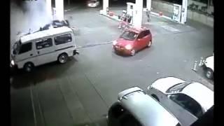 Accident Samora Macheal