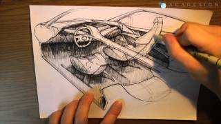 getlinkyoutube.com-Sketch Me A Video - 003 - Car Interior