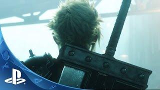 getlinkyoutube.com-Final Fantasy VII - E3 2015 Trailer | PS4