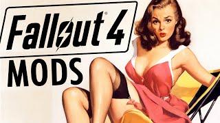 getlinkyoutube.com-SHE'S A CYBORG! - Fallout 4 Mods - Week 14