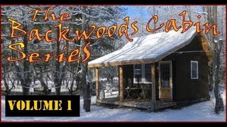 getlinkyoutube.com-Backwoods Cabin Series. First trip to my off grid cabin in 2013
