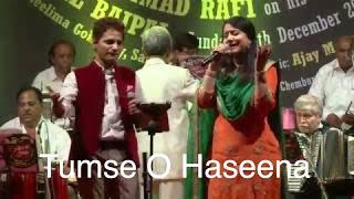 Tumse O Haseena By Anil Bajpai & Neelima Ghokley