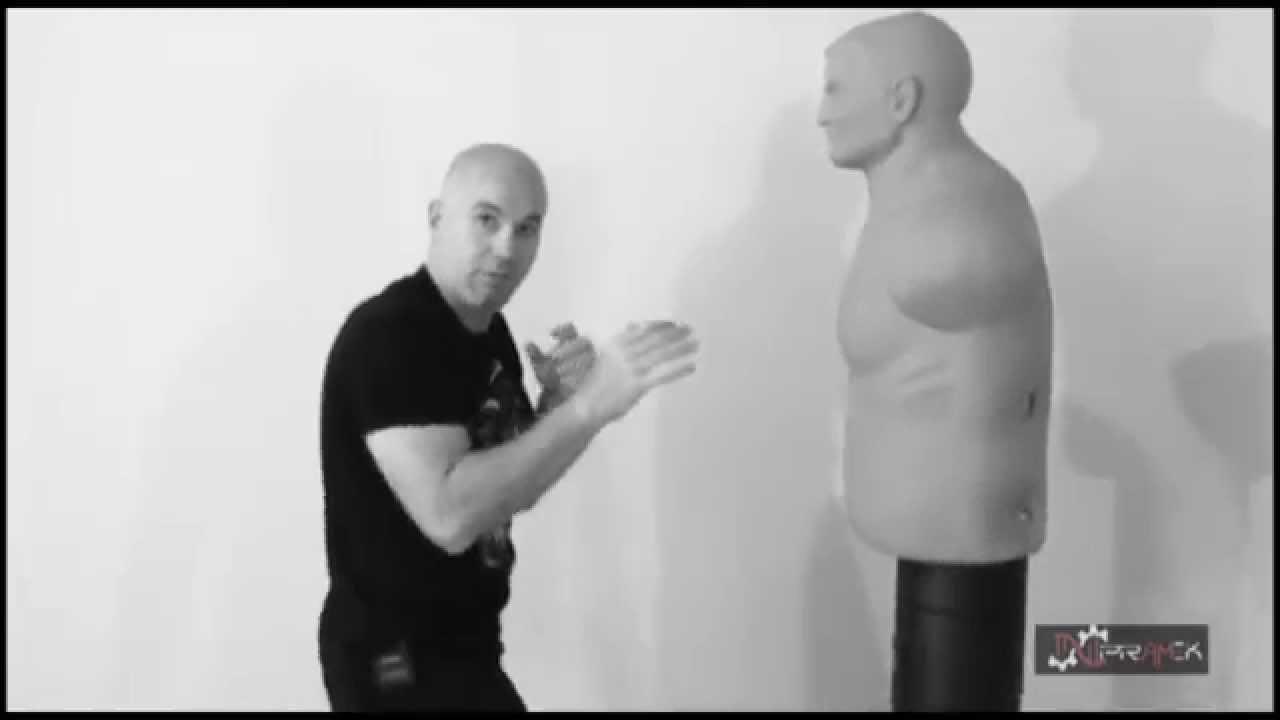 Virtual class: How to throw a proper martial art elbow