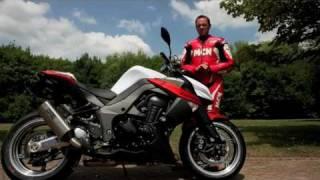2010 Kawasaki Z1000 gets Maxton treatment