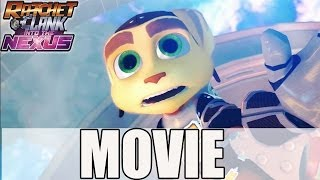 getlinkyoutube.com-Ratchet and Clank Into The Nexus - All Cutscenes (Game Movie)