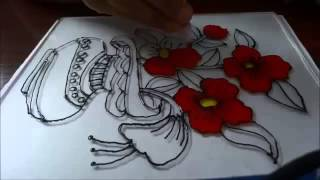 getlinkyoutube.com-Kaca Lukis