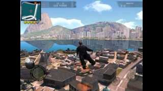Gangstar Rio: City of Saints Jetpack