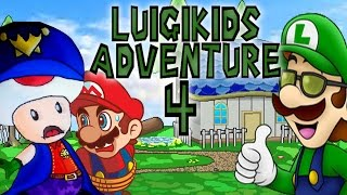 getlinkyoutube.com-LUIGIKID'S ADVENTURE 4 - REVENGE OF THE USELESS TOAD! S.M.B.X