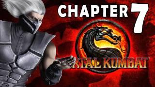 getlinkyoutube.com-Mortal Kombat 9 - Chapter 07: Smoke 1080P Gameplay / Walkthrough
