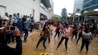 getlinkyoutube.com-IBM Impulse 2016 Flash MoB -EGL Bangalore