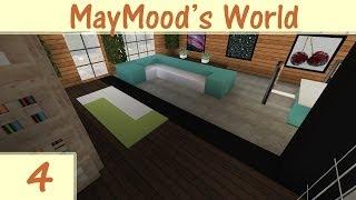 getlinkyoutube.com-كيف تبني: بيت عصري 1 - الحلقة 4: أرهب حمام في ماين كرافت (Minecraft)