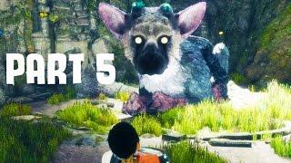 getlinkyoutube.com-THE EVIL EYE!! The Last Guardian Gameplay Part 5 - The Last Guardian Walkthrough Part 5