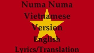 getlinkyoutube.com-Numa Numa Vietnamese Version (Người tình Mai Ya Hee) English Lyrics/Translation