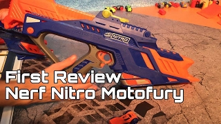 getlinkyoutube.com-First Review: The Nerf Nitro MotoFury