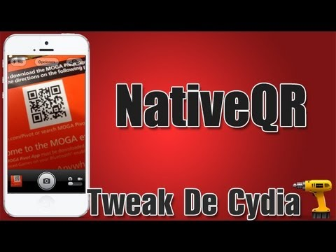 NativeQR | Lector de Codigos QR Nativo En Tu iPhone, iPod Touch