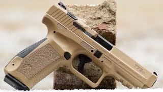 getlinkyoutube.com-Armslist: Canik TP9SA Desert Tan 9mm