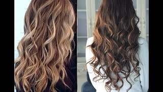 getlinkyoutube.com-How to curl your hair without heat !!