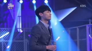 getlinkyoutube.com-[HIT] 나는 남자다-민경훈이 왔다! 男 노래방 애창곡 '남자를 몰라' 열창.20141219