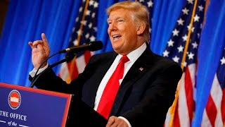 getlinkyoutube.com-Donald Trump FULL news conference, Jan 11, 2017