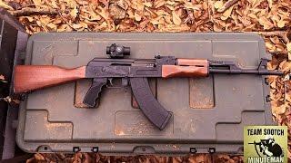 getlinkyoutube.com-C39 V2 U.S. Made AK-47 Review