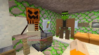 getlinkyoutube.com-Minecraft Xbox - Pumpkin Party [133]