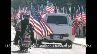 getlinkyoutube.com-Jon Tomlinson, Fallen Navy Seal, at Funeral