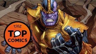 Top 10 personajes mas poderosos de Marvel