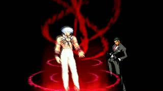 getlinkyoutube.com-KOF MUGEN: Ultimate Orochi Vs Dark Gustab M.