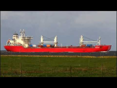 Click to view video NUNAVIK - IMO 9673850 - Germany - River Elbe - Otterndorf