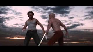 getlinkyoutube.com-Deadpool Action scene wolverine Awesome Fight