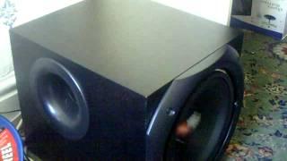 getlinkyoutube.com-Logitech z-5500 modded to JBL 1000W (excursion)