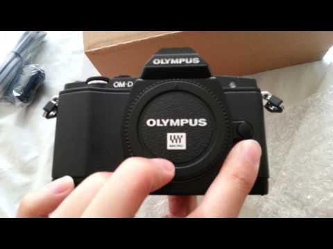 Quick Olympus OMD EM5 Unboxing 2/3